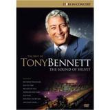 DVD The Best Of Tony Bennett - The Sound Of Velvet - Universal