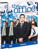 DVD - The Office - 3ª Temporada - Legendado - Universal studios