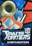 DVD Transformers - Autobots x Decepticons - Universal