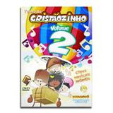DVD Turma do Cristãonzinho Vol. 2 - Editora central gospel