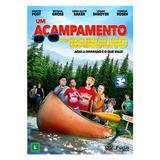 DVD - Um Acampamento Do Barulho - Focus filmes