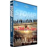DVD - Uma Cidade Em Pó De Guerra - Playarte