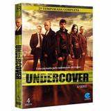 DVD - Undercover - 2ª Temporada Completa - 4 Discos - Europa filmes