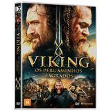 DVD - Viking  Os Pergaminhos Sagrados - Flashstar filmes