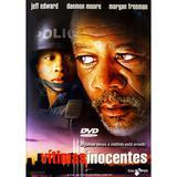 DVD - Vítimas Inocentes - Califórnia filmes
