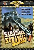 DVD Western Sabotagem no Kansas - Talent