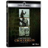 DVD Win Wenders - O Mundo dos Crocodilos - Vinny filmes