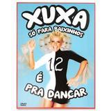 DVD - Xuxa Só para Baixinhos 12 - Sony music
