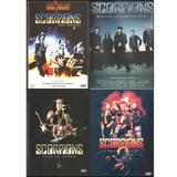 DVDs  - Scorpions - Time music