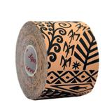 Dynamic Tape Tattoo Preta - Bandagem Biomecânica: 5 cm X 5 metros