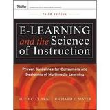 E-learning and the science of instruction - 3rd edition - Jwe - john wiley
