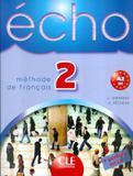 Echo 2 - livre de leleve + portfolio - Cle international - paris
