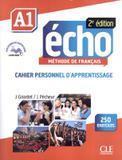 ECHO A1 - CAHIER DEXERCICES + CD AUDIO - 2ª ED - Cle international - paris