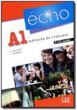 Echo a1 - cd classe importado (2) - 2e edition - Cle international