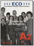 Eco a2 - cuaderno de refuerzo - Edelsa