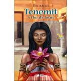 Edição antiga - Tenemit - A Flor de Lótus - Col. Jabuti - Saraiva
