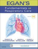 Egans Fundamentals Of Respiratory Care - Elsevier (import)