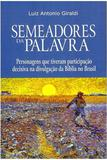 EI980P4 - Semeadores da Palavra - Brochura - Sociedade bíblica do brasil