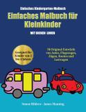 Einfaches Kindergarten-Malbuch - West suffolk cbt service ltd