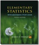 Elementary statistics with multimedia study guide - Pearson