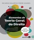 Elementos Da Teoria Geral Do Direito - 04 Ed - Saraiva