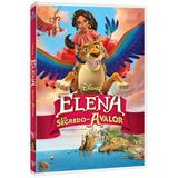 Elena e o segredo de Avalor - DVD - Disney