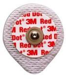 Eletrodo para Monitoração Red Dot Neonatal 10 (Pct c/ 3 Unds. ) 2269-T - 3M - 3m - consumo hospitalar