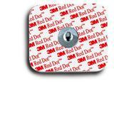Eletrodo Universal Red Dot ( 10 Pacotes c/ 50 unds.)  2560 - 3M - 3m - consumo hospitalar
