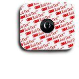 Eletrodo Universal Red Dot (  20 Pacotes c/ 50 unds.)  2570 - 3M - 3m - consumo hospitalar