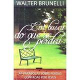 Em Busca Do Que Se Perdeu - Walter Brunelli - Bom pastor