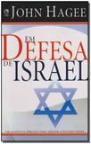 Em defesa de israel - Cpad