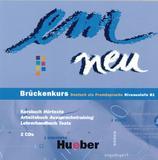 Em neu bruckenkurs cd (2) - Hueber verlag