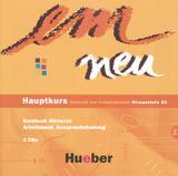 Em neu hauptkurs cd (2) - Hueber verlag