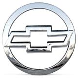 Emblema Adesivo Chevrolet Cromado Grade Dianteira Corsa Hatch Sedan 03 a 12 Montana 03 a 10 - Super auto