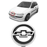 Emblema Grade Radiador Celta 2000 2001 2002 2003 2004 2005 2006 Cromado - Marcon