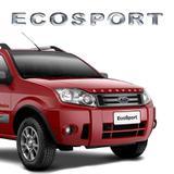 Emblema Letreiro Capô Ecosport 2003 A 2010 Cromado Resinado - Sportinox