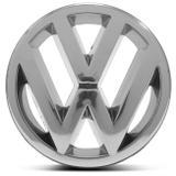 Emblema Volkswagen Grade Dianteira Gol Parati Voyage Saveiro G1 91 a 97 Cromado - Prime