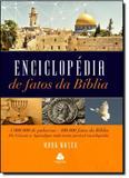 Enciclopédia de Fatos da Bíblia: 1.000.000 de Palavras, 100.000 Fatos da Bíblia de Gêneses a Apocalipse Tudo Nesta - Hagnos