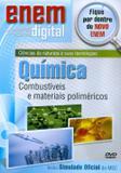 Enem digital quimica - combustiveis e materiais polimetricos - dvd - Log - log on