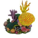 Enfeite Para Aquário Coral Nemo - Aquária