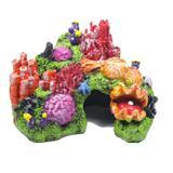 Enfeite Para Aquário Coral R1 - Aquária