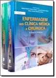 Enfermagem Em Clin Medica E Cirurgica, 4 Vols. / Gesteira - Martinari
