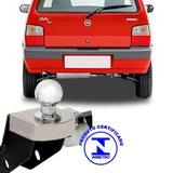 Engate Reboque Fiat Uno 2004 A 2012 Fixo 700 Kg - Gedeval