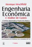 Engenharia Econômica e Análise de Custos - Atlas