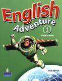 English adventure 1 sb - british - Pearson (importado)