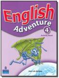 English adventure plus 4 activity - Pearson
