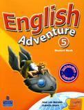 English adventure plus 5 activity - Pearson (importado)