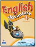English adventure (plus) 5 wb - Pearson