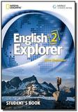 English Explorer 2 - Student Book + Multirom - Cengage