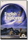 English Explorer 2 - Workbook + Workbook Audio CD - Cengage